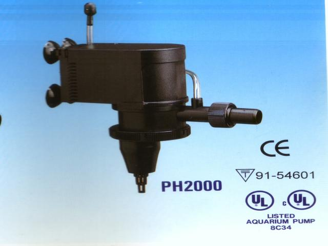 OTTO PH-2000 POWER HEAD