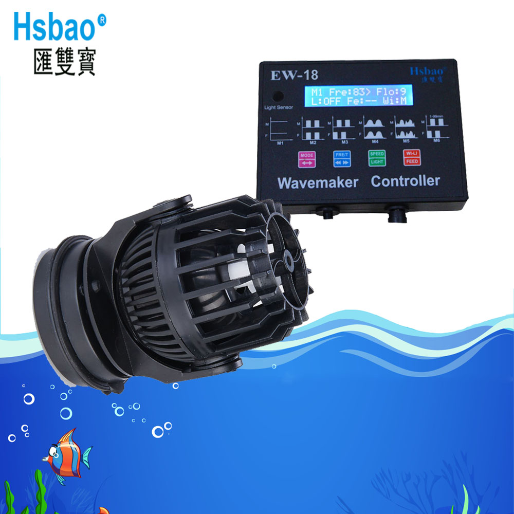 Hsbao Aquarium DC Wave maker